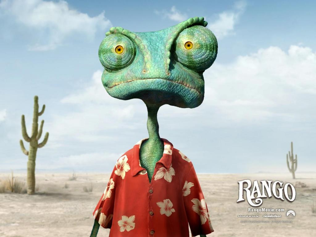 Rango Film