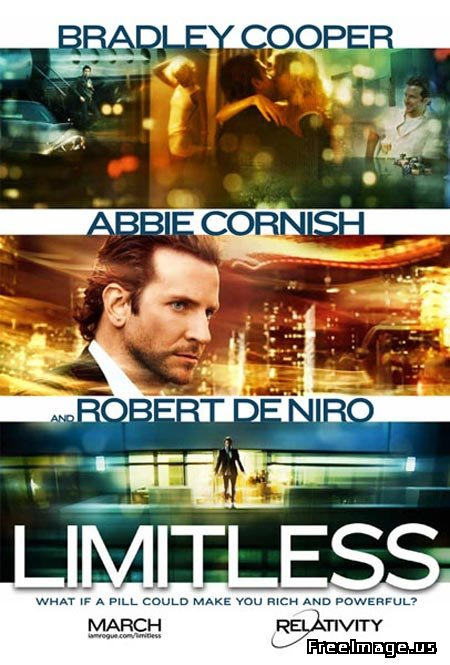 Limitless (2011) Movie Poster