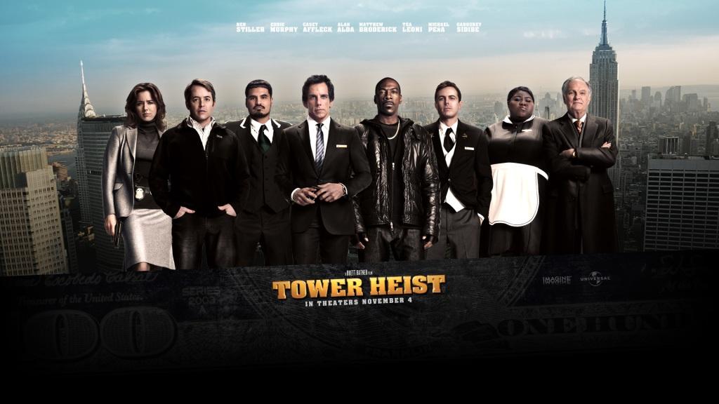 Tower Heist Movie Tower Heist Movie Review
